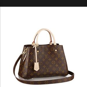 Hand bags in variety of colors